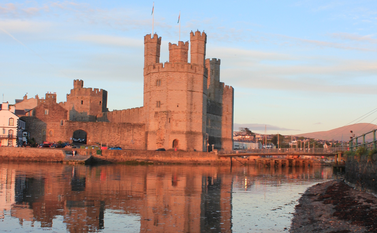 Castell Caernarfon Reflexology gwynedd